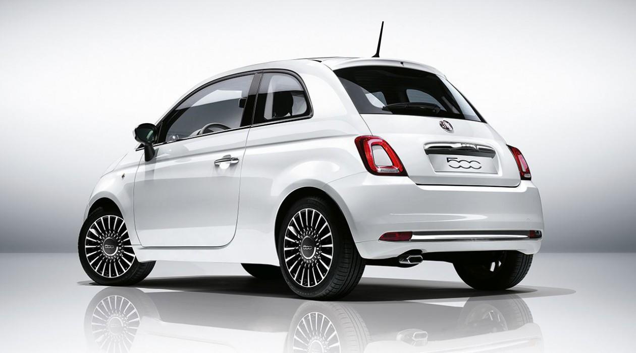 Fiat 500 Lietuva