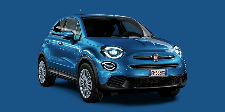 """Ženevoje bus pristatyti specialūs modeliai """"Fiat"""" 120-ajam gimtadieniui pažymėti"""