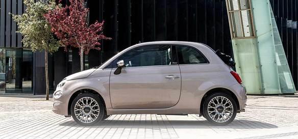 Technologijos Fiat500c